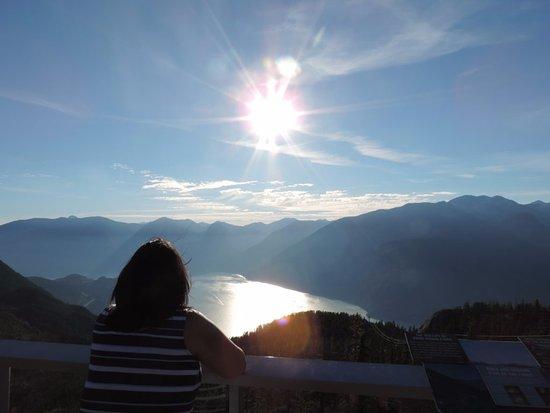 Squamish, Canada: Admiring the beauty