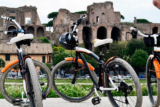 Italy Cruiser Bike Tours - Rome