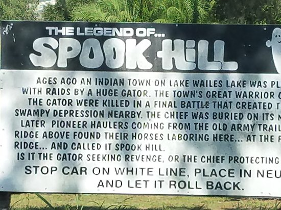 Spook Hill
