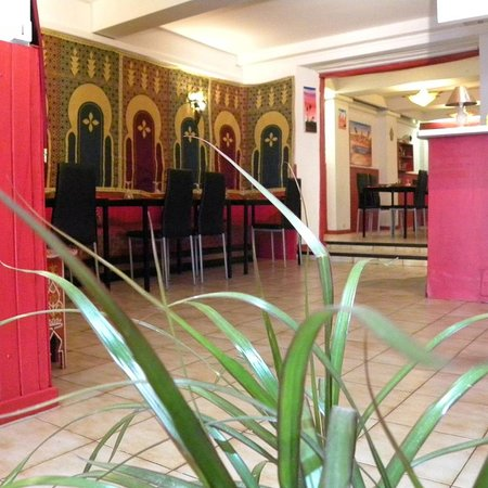 Revel, Francia: L'Argana restaurant & traiteur marocain.