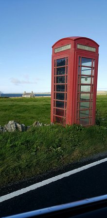 Stenness, UK: down the road, out in the middle of no where!