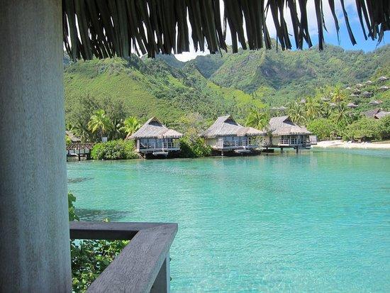 Papetoai, Polinesia Francesa: Water bungalows