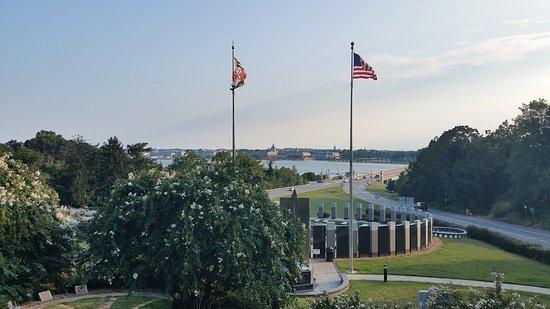 Annapolis, MD: Maryland World War II Memorial
