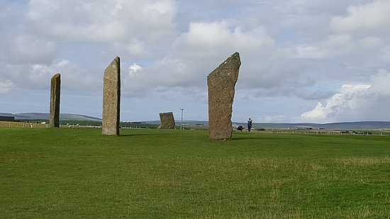 Stenness, UK: Just stunning, and so accessible. Our timing was perfect, it was an amazing site.