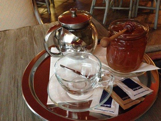 Jachymov, República Checa: Zázvorový čaj