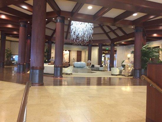 St. Regis Princeville Resort: Lobby