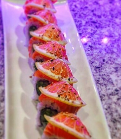 เมาน์เทนวิว, แคลิฟอร์เนีย: Rumble Fish Japanese Restaurant