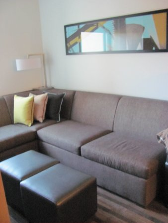 Lakewood, CO: Comfy Sofa