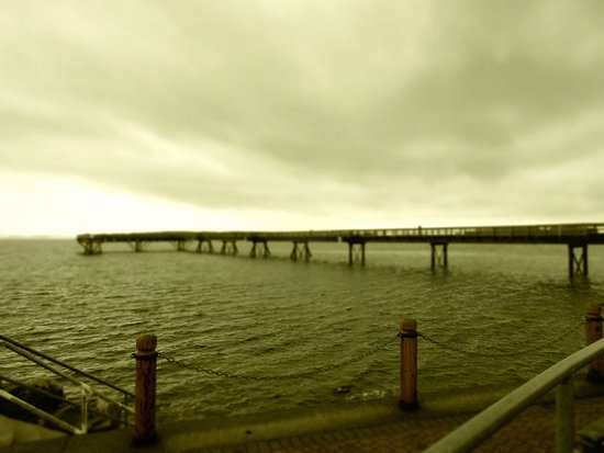 Sidney, Canadá: Pier on the Water