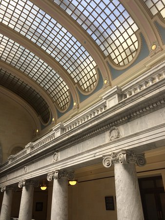 Utah State Capitol : beautiful skylights