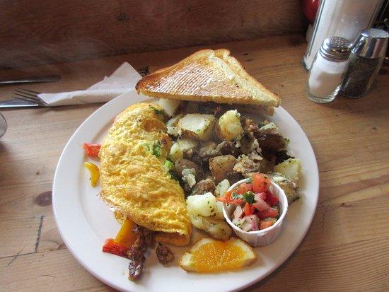 3rd St Cafe : Omelet