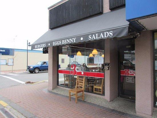 3rd St Cafe : Restaurant