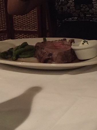 Pleasanton, CA: Prime Rib and Green Beans