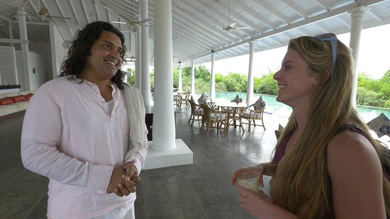 Kalpitiya, Sri Lanka: Neil is such a great host and Meditation teacher