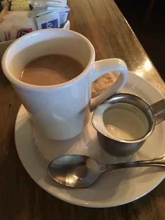 Edmonds, WA: Rusty Pelican Cafe