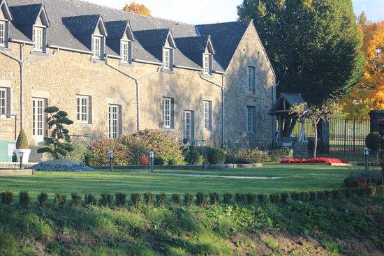 Le Tronchet, Frankrig: L'Hotel de L'Abbaye