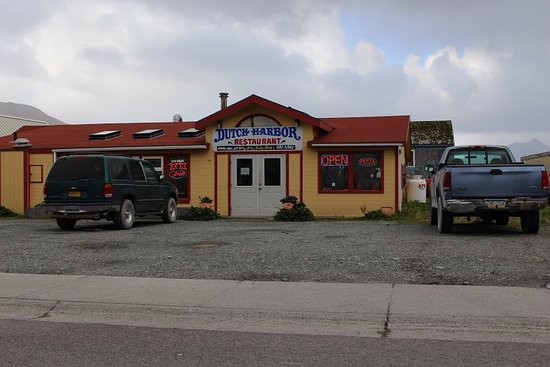 Unalaska, AK: Great pizza and COLD beer!