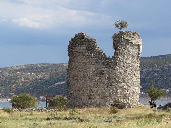 Starigrad-Paklenica, Kroatien: View at Večka Kula