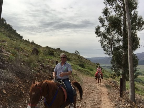 Franschhoek, Afrika Selatan: the trails