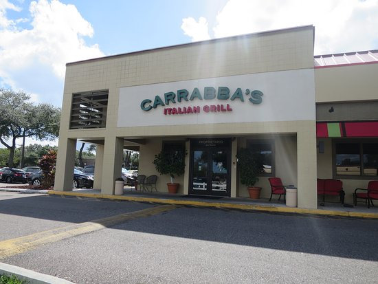 Carrabba 39 s italian grill temple terrace restaurant for Terrace 45 restaurant