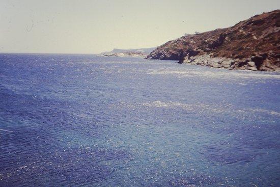 Faros, Greece: Verso il monastero