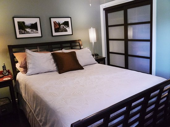 Courtenay, Kanada: West Coast Bedroom