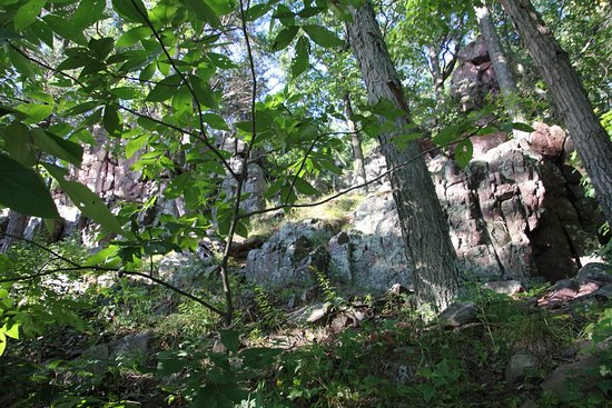Baraboo, WI: More rocks
