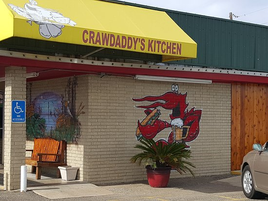 Scott, LA: Grand Daddy's Crawfish