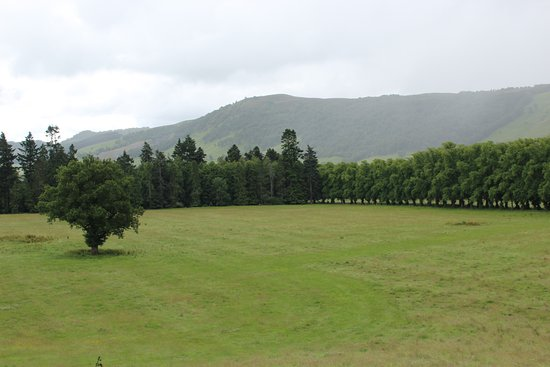 Blair Atholl, UK: Het land