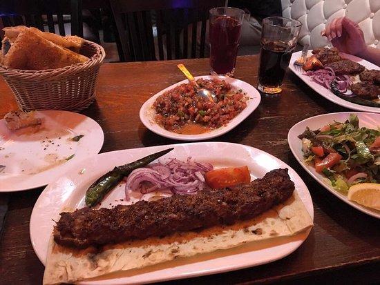 Adana Grillhaus: Delicious Turkish cuisine!