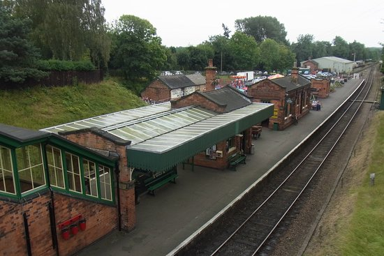 Loughborough, UK: Rothley station