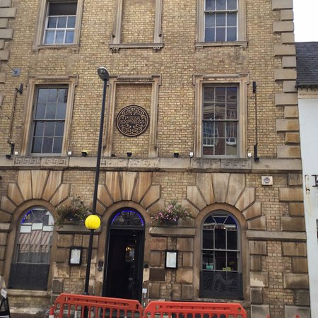 Front Of Restaurant Picture Of Pizza Express Northampton