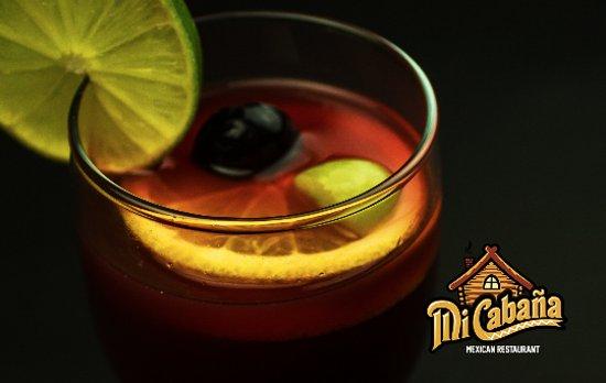 Winterville, NC: Sangria -Mi Cabana Mexican Restaurant