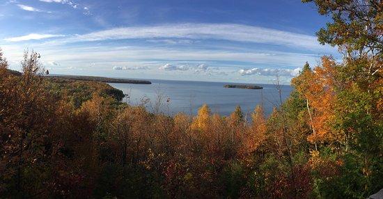 Fish Creek, WI: Fall Colors