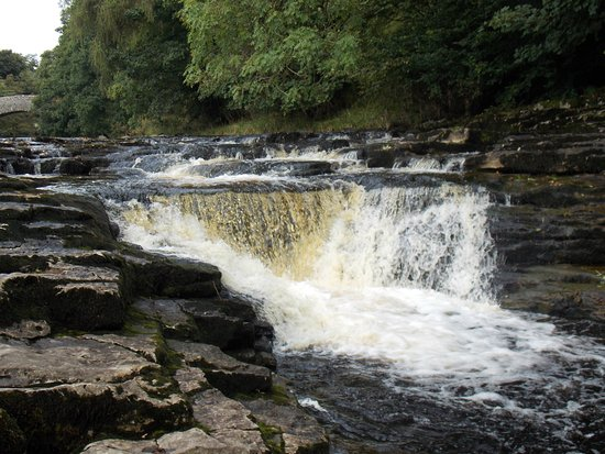 Settle, UK: September 2016, Stainforth Force