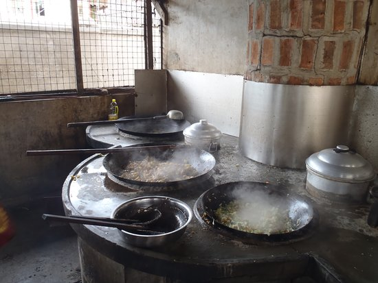 Nyaung Shwe, Birma: Kitchen