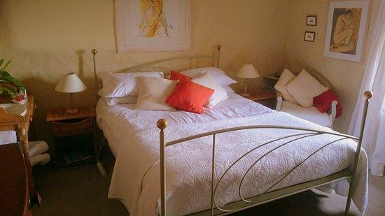 Zennor, UK: Room
