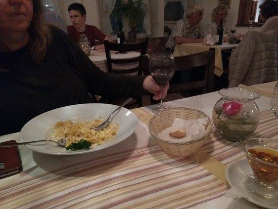 Citta Vecchia: Fine restaurant