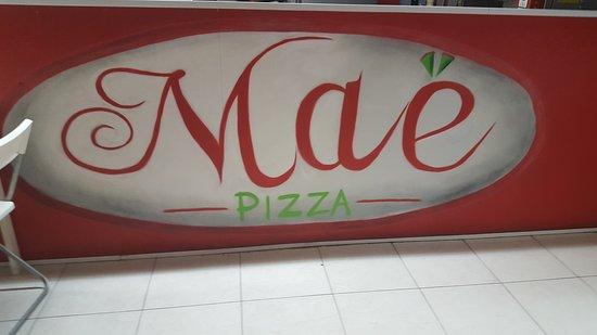 Vitrolles, Francia: Mae Pizza