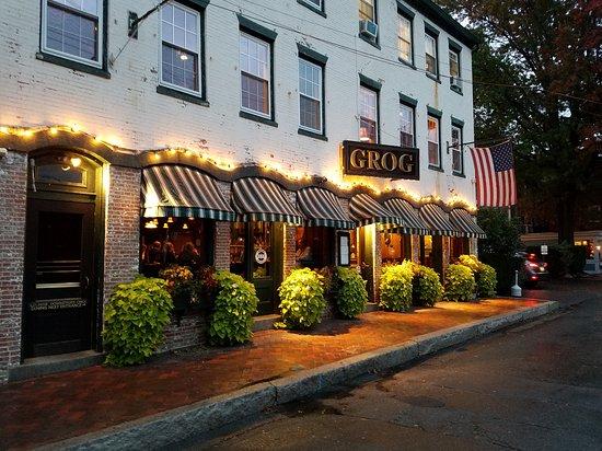 Grog Restaurant Newburyport Menu Prices Reviews Tripadvisor