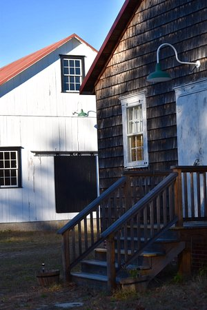 Browns Mills, NJ: Barrel factory & museum