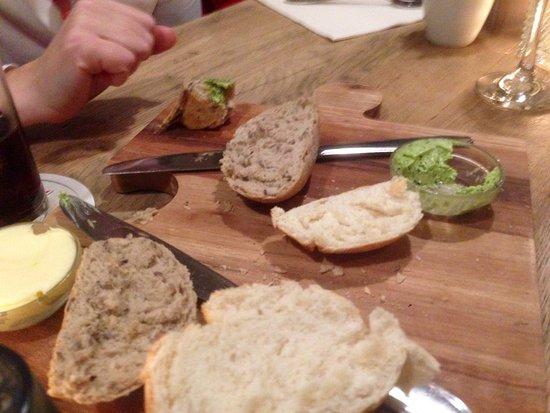 Hilversum, Países Bajos: Lekker brood