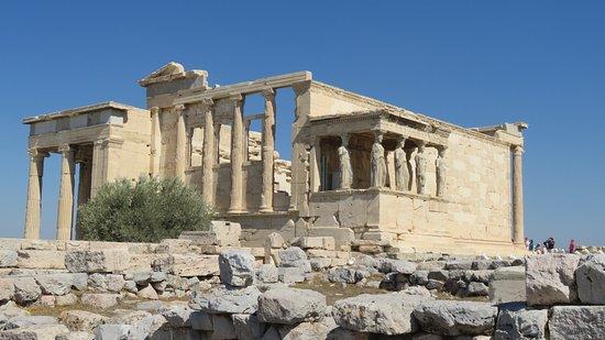 Pireás, Hellas: Erechtheion