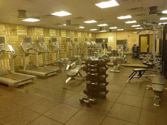 Tysons Corner, VA: 健身房
