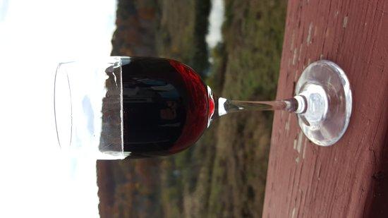 Chester, estado de Nueva York: Very nice,  great wine!!!