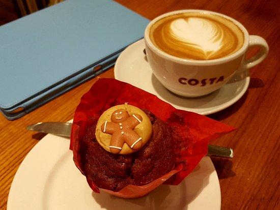 Wallingford, UK: Costa Coffee