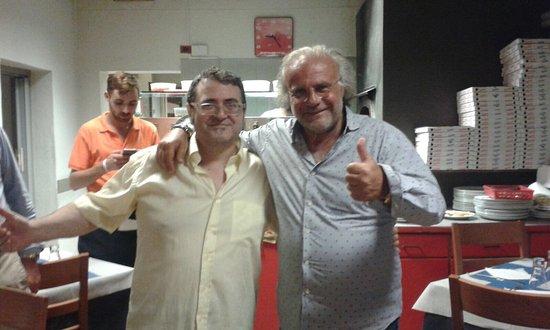 Omegna, Ιταλία: Ristorante Pizzeria I Cavalieri