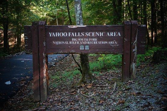 Oneida, TN: Yahoo Falls - Big South Fork NRRA