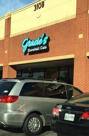 บาร์ตเลต, เทนเนสซี: Gracie's Snowball Cafe