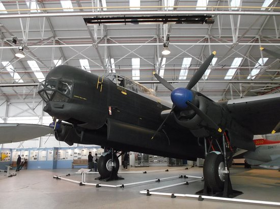 Shifnal, UK: Avro Lincoln